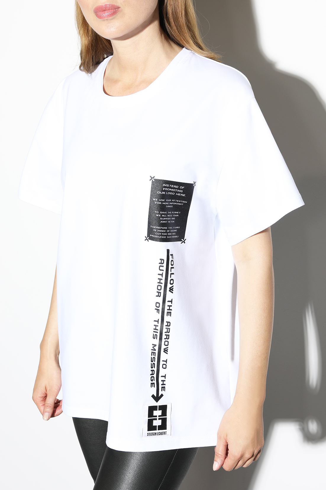 T-shirt-with-a-sustainability-statement,-made-sustainably-from-organic-cotton,-by-designer-Stefan-Eckert.--1